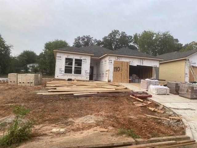 110 Hudson Ave, Longview, TX 75601 (MLS #20215011) :: RE/MAX Professionals - The Burks Team
