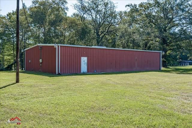 TBD Hwy 59, Jefferson, TX 75657 (MLS #20215045) :: RE/MAX Professionals - The Burks Team