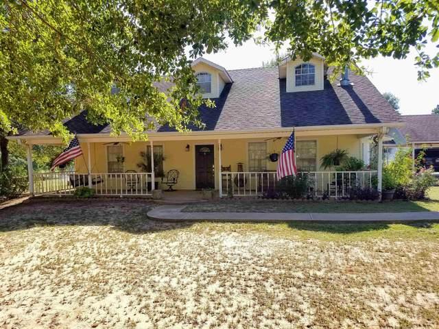 2915 Quail Lane, Longview, TX 75602 (MLS #20215172) :: Better Homes and Gardens Real Estate Infinity