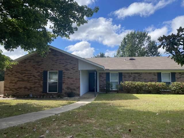 214 Chimney Ridge Lane, Hallsville, TX 75650 (MLS #20215195) :: RE/MAX Professionals - The Burks Team