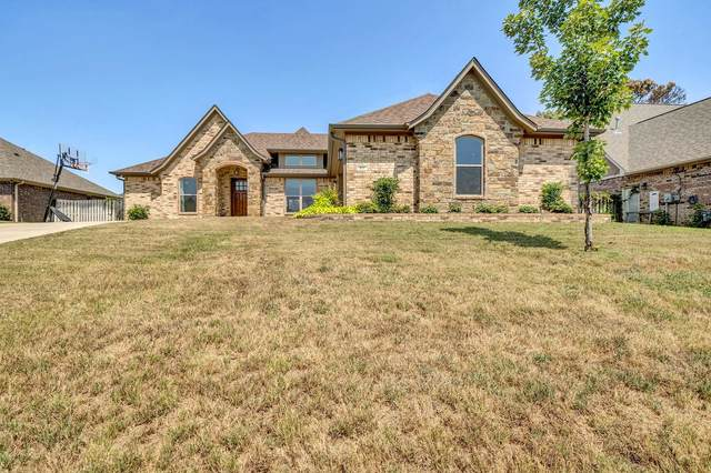 617 Yesterday Dr, Lindale, TX 75771 (MLS #20215283) :: RE/MAX Professionals - The Burks Team