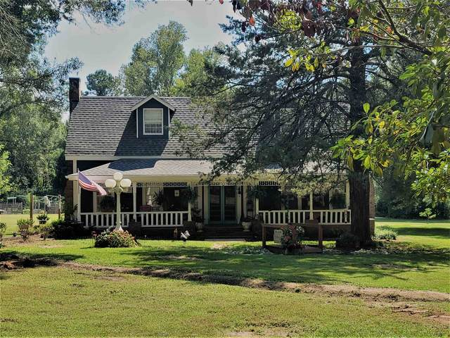 70 County Road 1796, Bivins, TX 75555 (MLS #20215308) :: Better Homes and Gardens Real Estate Infinity