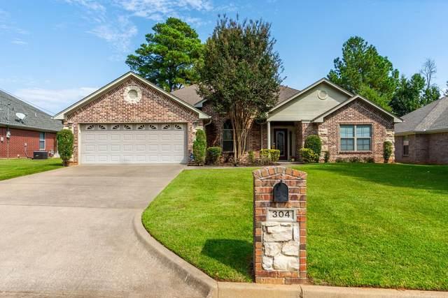 304 Bridgers Hill Rd, Longview, TX 75604 (MLS #20215355) :: RE/MAX Professionals - The Burks Team