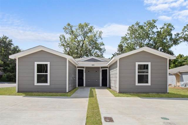 100 W Pliler Street, Longview, TX 75602 (MLS #20215419) :: RE/MAX Professionals - The Burks Team