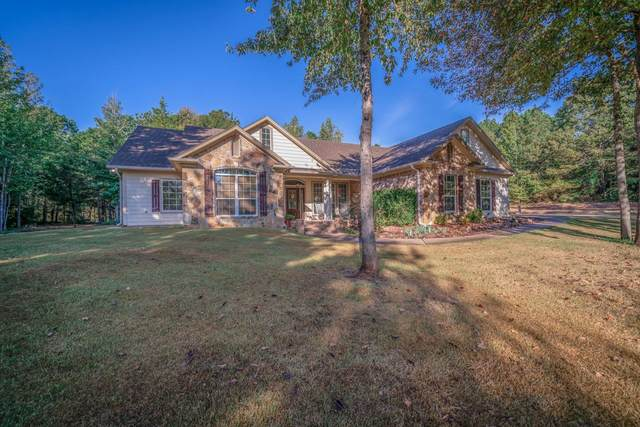 8449 Aster Rd., Gilmer, TX 75644 (MLS #20215478) :: RE/MAX Professionals - The Burks Team
