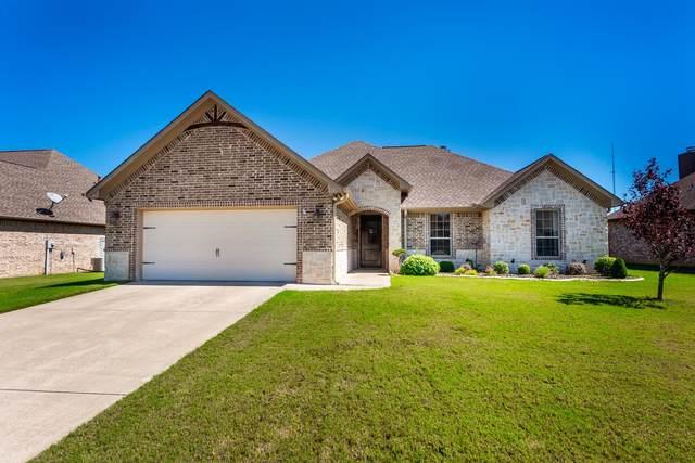 112 Germantown Cir., Hallsville, TX 75650 (MLS #20215624) :: RE/MAX Professionals - The Burks Team