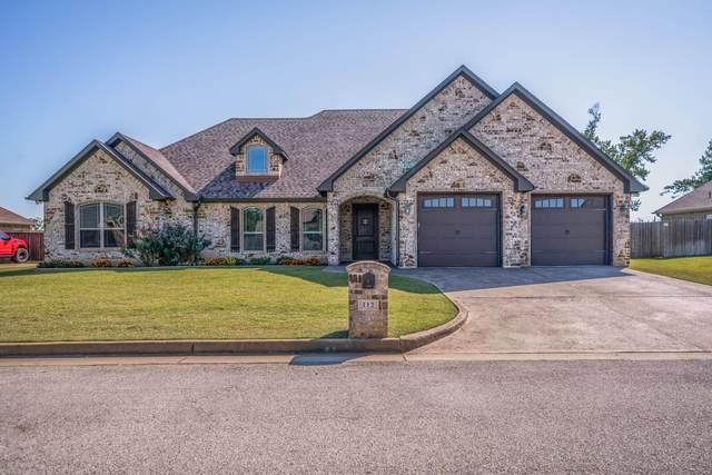112 New Braunfels Lane, Hallsville, TX 75650 (MLS #20215717) :: RE/MAX Professionals - The Burks Team
