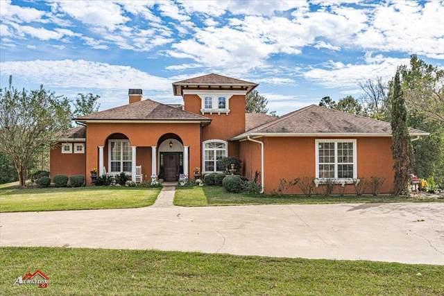 4116 E Cr 3198, Mount Enterprise, TX 75681 (MLS #20215909) :: Better Homes and Gardens Real Estate Infinity