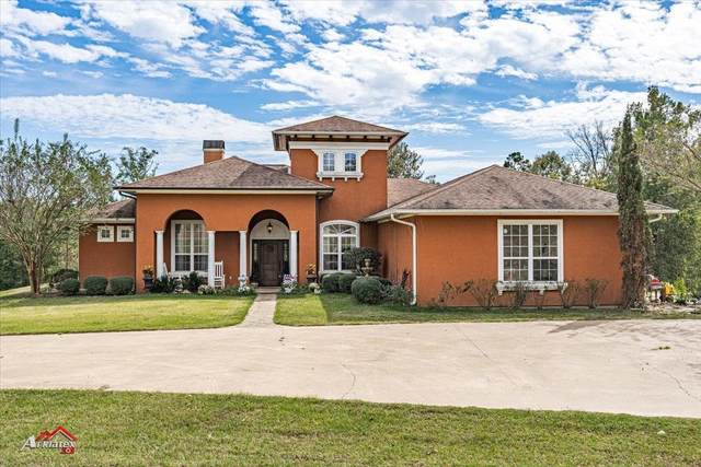 4116 E Cr 3198, Mount Enterprise, TX 75681 (MLS #20215912) :: Better Homes and Gardens Real Estate Infinity