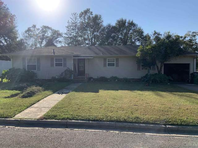 519 Austin St, Carthage, TX 75633 (MLS #20215974) :: Better Homes and Gardens Real Estate Infinity