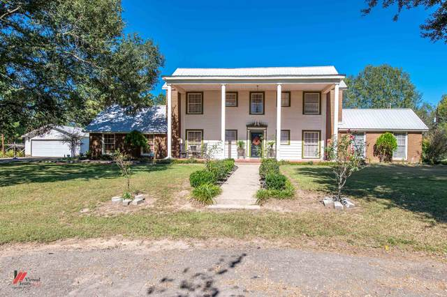 1315 E Spring Street, Carthage, TX 75633 (MLS #20215994) :: Better Homes and Gardens Real Estate Infinity