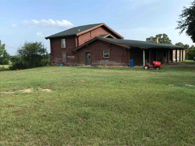 134 County Rd 3062, Beckville, TX 75631 (MLS #20184574) :: RE/MAX Professionals - The Burks Team