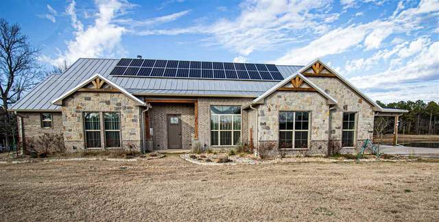 1050 County Road 2618, Marietta, TX 75566 (MLS #20210134) :: Better Homes and Gardens Real Estate Infinity