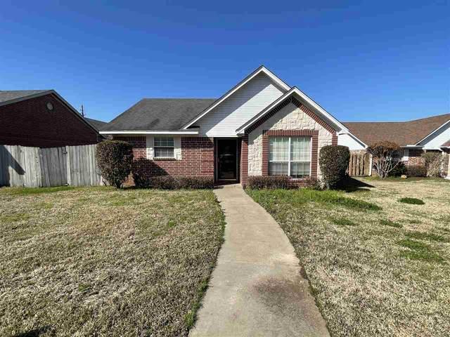 713 University, Carthage, TX 75633 (MLS #20210702) :: Wood Real Estate Group