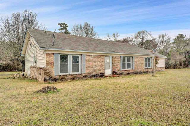 807 N Fm 31, Deberry, TX 75639 (MLS #20210966) :: Better Homes and Gardens Real Estate Infinity