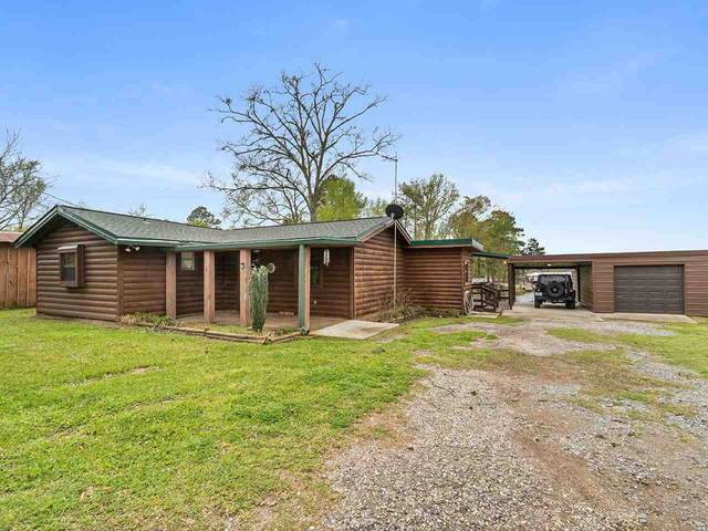 119 County Road 1752, Gary, TX 75643 (MLS #20211266) :: Better Homes and Gardens Real Estate Infinity