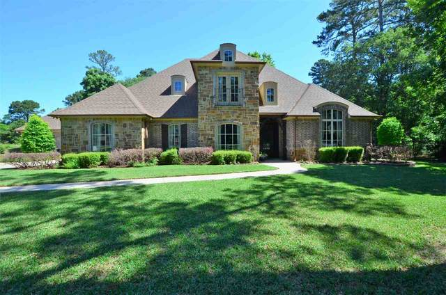5870 Stonegate Trail, Tyler, TX 75703 (MLS #20211365) :: Better Homes and Gardens Real Estate Infinity