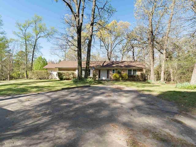 242 Cr 4531, Winnsboro, TX 75494 (MLS #20211489) :: Better Homes and Gardens Real Estate Infinity