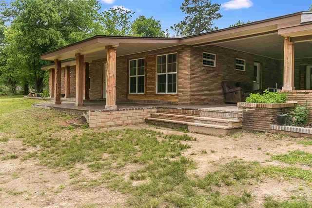 519 E Wl Doc Dodson, Naples, TX 75568 (MLS #20211945) :: Better Homes and Gardens Real Estate Infinity