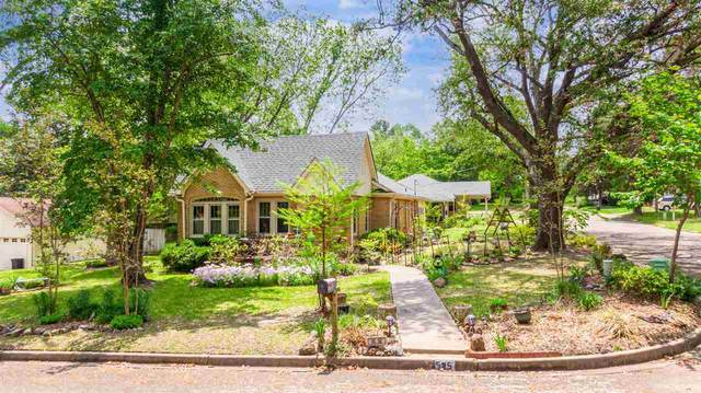 525 Kaufman, Gilmer, TX 75644 (MLS #20212122) :: Better Homes and Gardens Real Estate Infinity