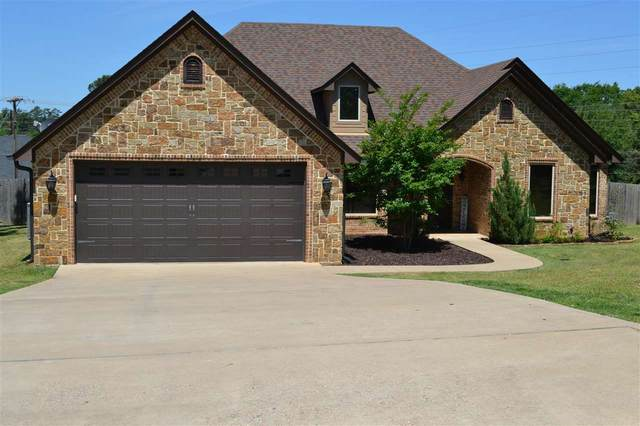 1417 Skogee Cr, Longview, TX 75605 (MLS #20212307) :: Better Homes and Gardens Real Estate Infinity