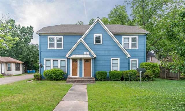 1010 Maple, Kilgore, TX 75652 (MLS #20212335) :: Better Homes and Gardens Real Estate Infinity
