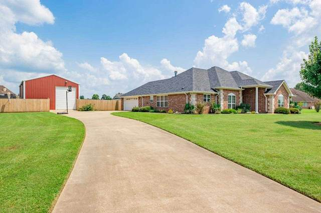 190 Cr 1130, Kilgore, TX 75662 (MLS #20213932) :: Better Homes and Gardens Real Estate Infinity