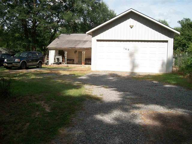 169 Kellyville Rd, Jefferson, TX 75657 (MLS #20213960) :: Better Homes and Gardens Real Estate Infinity