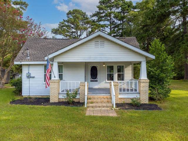 418 N Central, Hallsville, TX 75650 (MLS #20214991) :: Better Homes and Gardens Real Estate Infinity