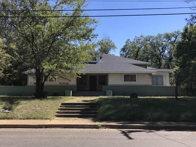 434 S Center Street, Longview, TX 75602 (MLS #20215375) :: RE/MAX Professionals - The Burks Team