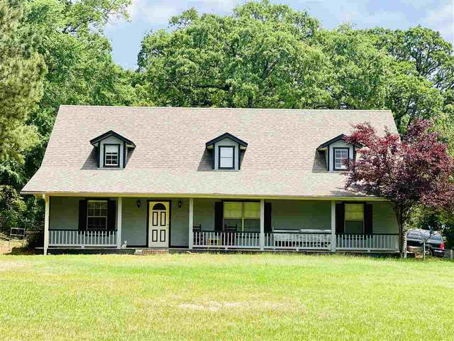 2148 N Fm 161, Hughes Springs, TX 75656 (MLS #20205971) :: Better Homes and Gardens Real Estate Infinity