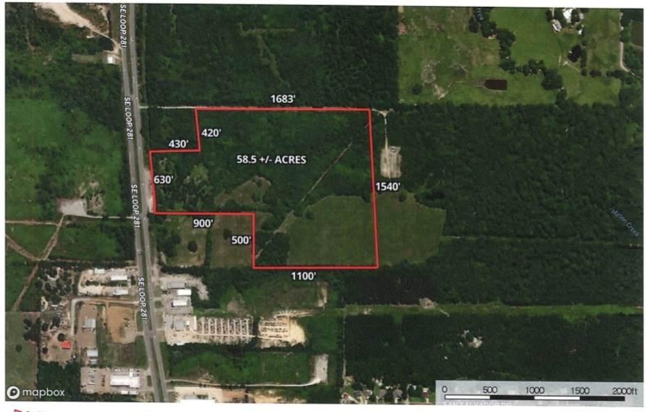 58.5 +/- acres Loop 281 - Photo 1
