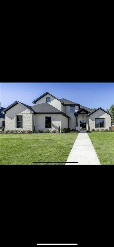 172 Circle Club Lane, Longview, TX 75602 (MLS #20211776) :: Better Homes and Gardens Real Estate Infinity
