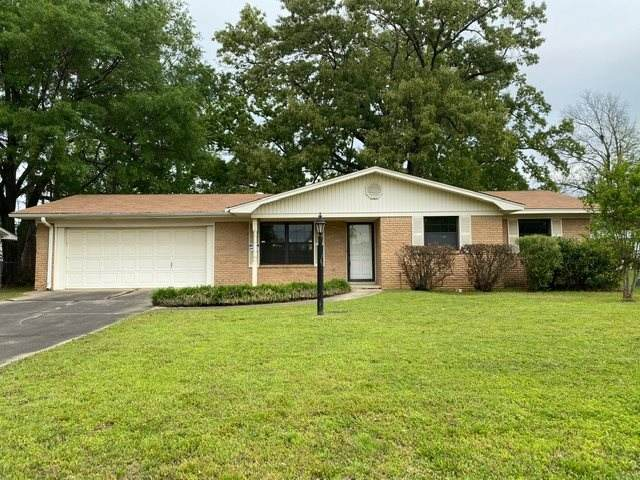 1008 Champion, Texarkana, TX 75501 (MLS #20212044) :: Better Homes and Gardens Real Estate Infinity