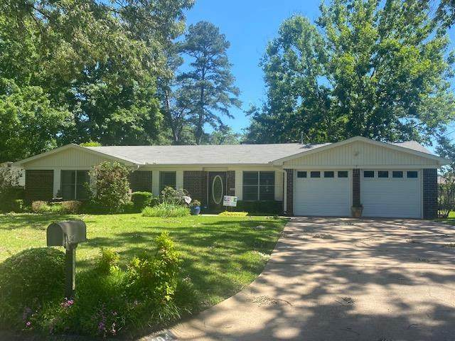 404 Greenleaf St, Longview, TX 75605 (MLS #20212416) :: Better Homes and Gardens Real Estate Infinity