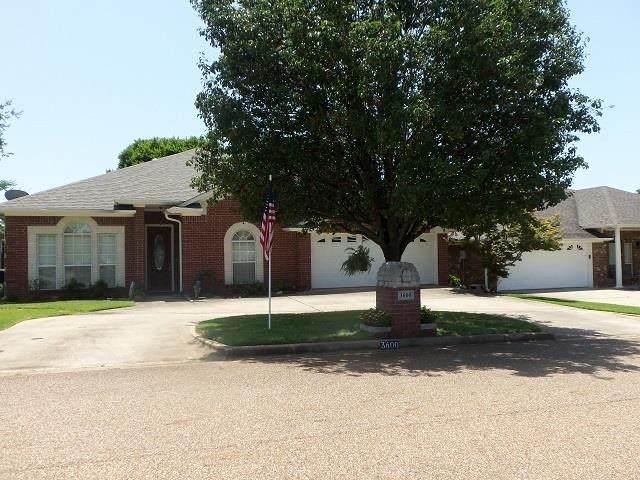 3600 Doublewood Drive, Longview, TX 75604 (MLS #20214132) :: RE/MAX Professionals - The Burks Team