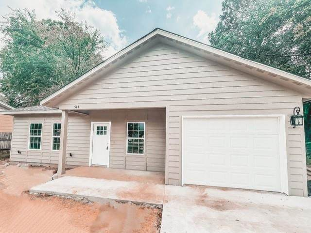 514 Elm, Pittsburg, TX 75686 (MLS #20212560) :: Better Homes and Gardens Real Estate Infinity