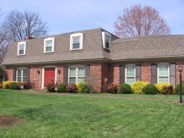 8907 Peterborough Dr, Louisville, KY 40222 (#1483164) :: The Sokoler-Medley Team