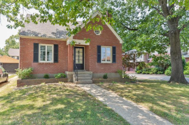 400 Wendover Ave, Louisville, KY 40207 (#1483578) :: The Sokoler-Medley Team