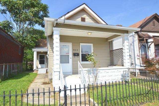 924 Logan St, Louisville, KY 40204 (#1485395) :: The Sokoler-Medley Team