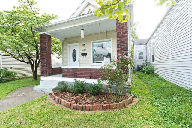 830 Mulberry St, Louisville, KY 40217 (#1485502) :: The Sokoler-Medley Team