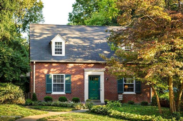 1446 Rosewood Ave, Louisville, KY 40204 (#1485863) :: The Sokoler-Medley Team