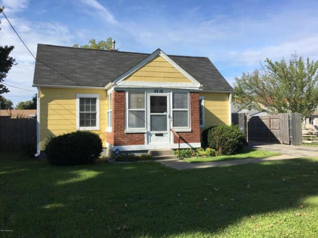 4218 Curtis Ave, Louisville, KY 40213 (#1487627) :: The Stiller Group