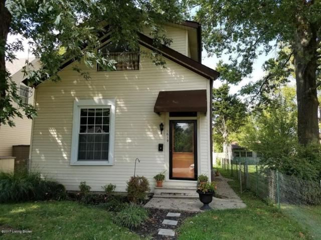 1619 Ruth Ave, Louisville, KY 40205 (#1488567) :: Team Panella