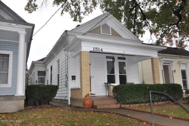 1514 Rufer Ave, Louisville, KY 40204 (#1489787) :: The Sokoler-Medley Team