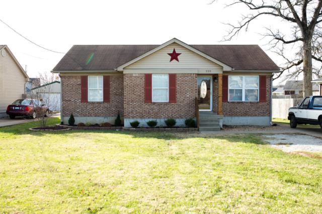 225 Tecumseh Dr, Shepherdsville, KY 40165 (#1491156) :: Segrest Group