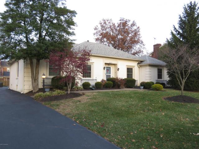 525 Nottingham Pkwy, Louisville, KY 40222 (#1491830) :: At Home In Louisville Real Estate Group