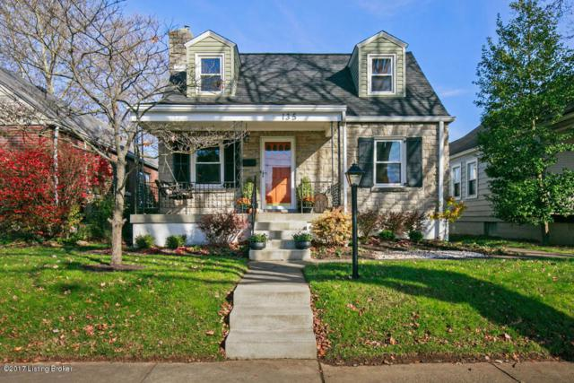 135 Weisser Ave, Louisville, KY 40206 (#1491972) :: At Home In Louisville Real Estate Group
