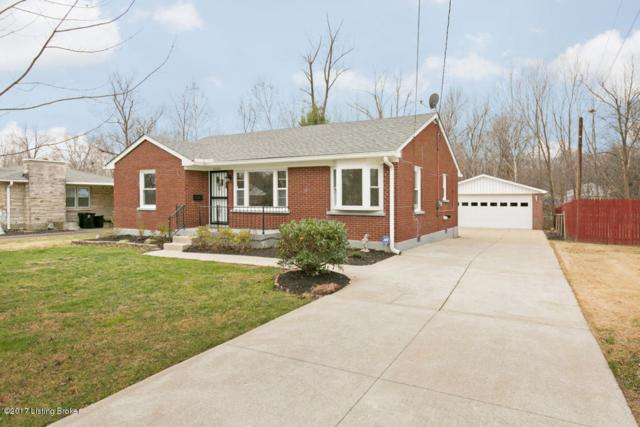 5438 Southview Dr, Louisville, KY 40214 (#1492367) :: Team Panella