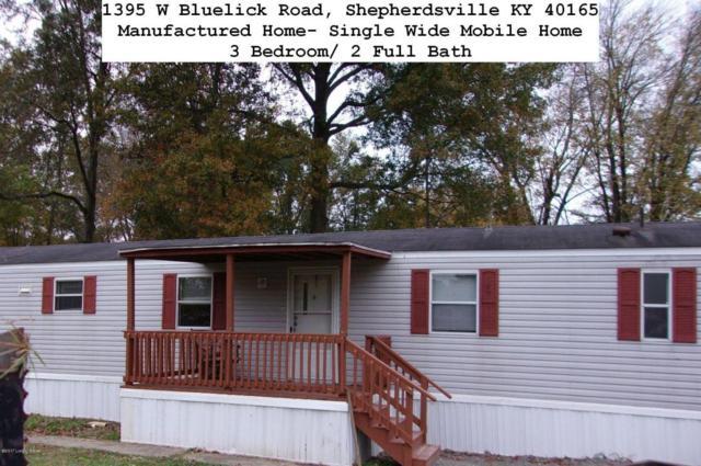 1395 W Bluelick Rd, Shepherdsville, KY 40165 (#1492441) :: Team Panella